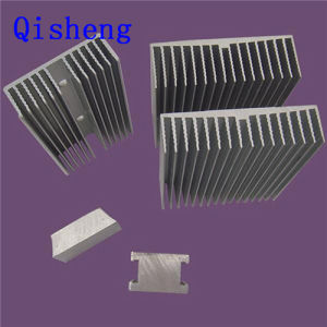 Extrusion Heatsink, Customized Production pictures & photos