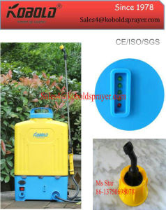 New 20L Agricultural Kobold Backpack Battery Sprayer pictures & photos
