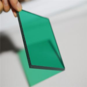 Solid Flat PC Panel PC Polycarbonate Sheet pictures & photos