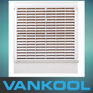 Window Mounted Evaporative Air Cooler Airflow Small Industrial Air Cooler Water Cooling Air Conditioner pictures & photos