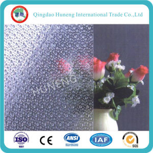 Clear Pattern Glass with Ce ISO SGS Certification pictures & photos