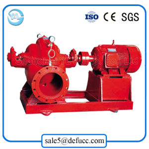 Good Quality Double Suction Split Casing Water Pump with Electric pictures & photos