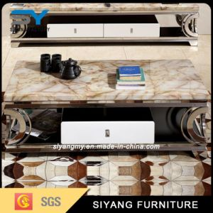 MDF Plus Drawer Coffee Table in Home Furniture pictures & photos