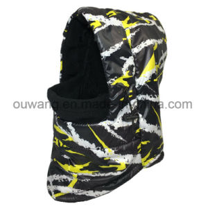 Winter Camo Motorcycle Waterproof Ski Mask Balaclava with Fleece Lining pictures & photos