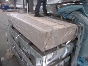 Building Material Hot Dipped Galvalume Galvanized Steel Sheet pictures & photos