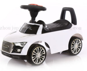 OEM Eco-Friendly Plastic LED Musical Baby Kids Ride Toy Car pictures & photos