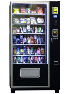 Large Snack & Drink Combo Vending Machine (KM006) pictures & photos