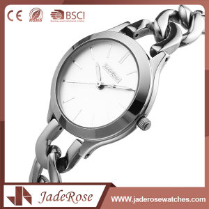 Fashion Quartz Wrist Stainless Steel Watch with 30m Waterproof pictures & photos