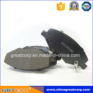 High Performance Auto Brake Pad for Chery Cars