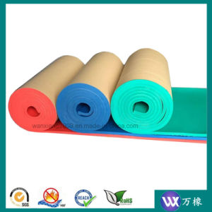 Fire Rated Closed Cell Polyethylene PE Foam pictures & photos