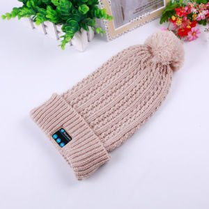 Acrylic Knitting Bluetooth Hat High Qualitity pictures & photos