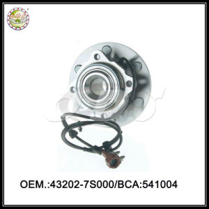 Rear Wheel Hub Bearing Unit (43202-7S000) for Infiniti, Nissan pictures & photos
