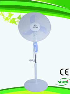 16 Inches DC12V Table Stand Fan Solar Fan (SB-S-DC16F)