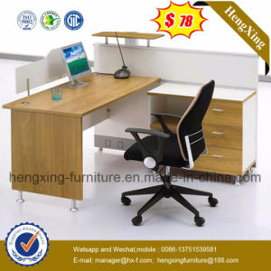 Elegant Office Table MDF Workstation Office Partition (HX-6M198) pictures & photos
