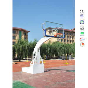 Outdoor Basketball Goals Stand for School Activity, Wholesale Basketball Goals pictures & photos