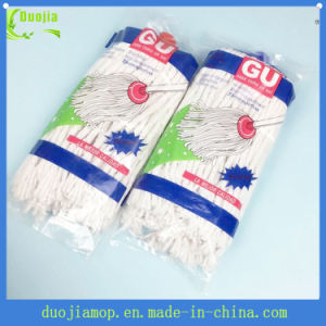 Nigeria Hot Selling Cheaper Cleaning Wet Cotton Mop pictures & photos