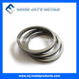Tungsten Carbide Wearing Ring Cemented Carbide Wearing Ring for Machining pictures & photos