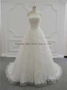 Wedding Dress Wedding Gown Bridal Dress Bridal Gown Dress pictures & photos