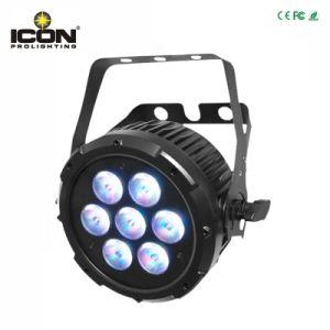 Outdoor Aluminum Body 7X10W RGBW 4in1 LEDs PAR Light pictures & photos