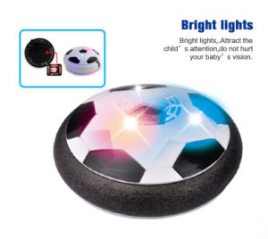 Creative Light-up Toys Bright Light Suspension Football Electric Soccer Kids Boy Indoor Toy Sport Ball pictures & photos
