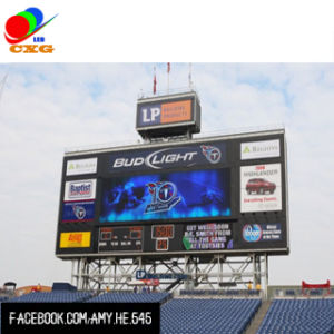 P16 Outdoor Full Color Stadium Sport Live High Brightness Large LED Screen/ Advertising LED Video pictures & photos