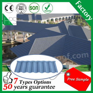 Colorful Stone Coated Roofing Sheet/Durable Roofing Materials/ Sand Coated Roofing Tile pictures & photos