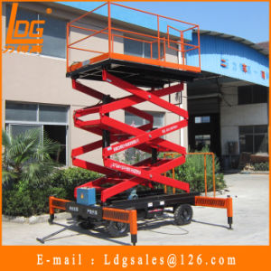 500kg 3meter Hydraulic Scissor Lift with Sjy0.5-3 pictures & photos