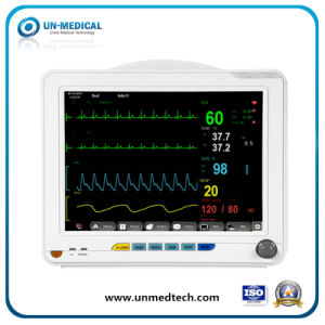 "New 12.1"" Multi-Parameter Patient Monitor pictures & photos"