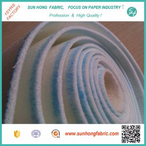 Paper Mill Polyester Paper Making Press Felt pictures & photos