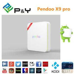 P&Y Pendoo X9 PRO 2GB RAM 16GB ROM Octa Core Android 6.0 TV Box pictures & photos