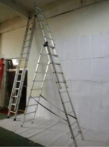 Aluminum Multipurpose Combinational Step Ladder pictures & photos