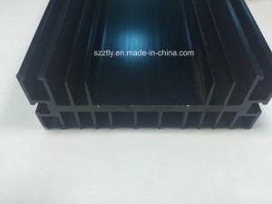 6063 Alloy Hard Anodized 25um Thick Aluminium/Aluminum Heatsink pictures & photos