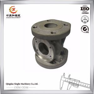 Stainless Steel Precision Casting Vacuum Pump Parts pictures & photos