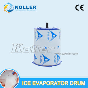 1000kg/Day Flake Ice Evaporator Drum for Seafood pictures & photos