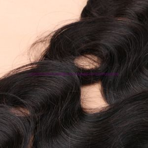 Brazilian Body Wave 8A Grade Virgin Hair Body Wave Soft Human Hair Weave Bundles pictures & photos