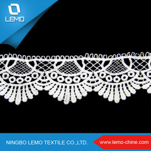 High Quality Swiss Voile African Cord Lace George pictures & photos