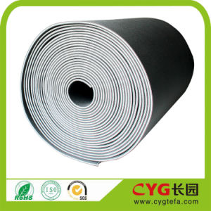 Self Adhesive Cross Linked Polyethylene Insulation Foam Roll pictures & photos