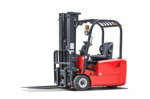 1.3-2.0ton 3-Wheel Samuk Battery Forklift with Zapi AC System pictures & photos