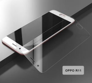 2017 Newest 2.5D Tempered Glass Screen Protectors for Oppo R11