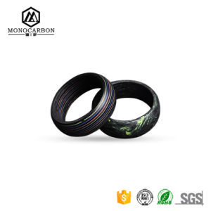 Fashion Jewelry Wholesale Custom Logo Epoxy Resin for Gay Men Ring pictures & photos