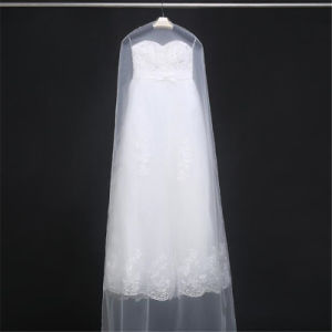 Light Soft Thin Transparent Net Yarn Dress Dust Proof Bag pictures & photos