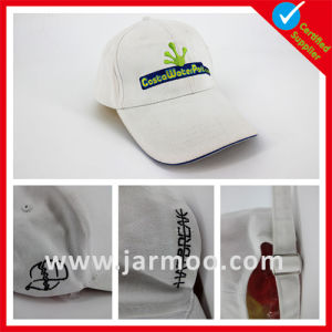 Advertising Printed Logo Polyester Baseball Cap pictures & photos