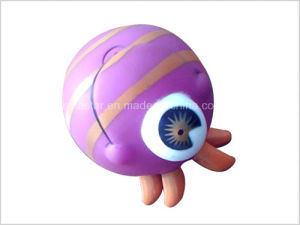 The Vinyl Octopus Eyeball Squirt Toy pictures & photos