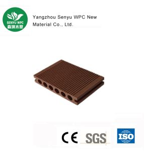 140*25 Hollow WPC Decking with Ce pictures & photos