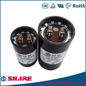 CD60 Aluminum Electrolytic Capacitor pictures & photos