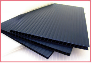Antistatic PP Board ESD Plastic Corrugated Sheet pictures & photos
