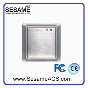 High Quality Stainless Steel Wire Drawing Panel Access Controller (SAC106R) pictures & photos