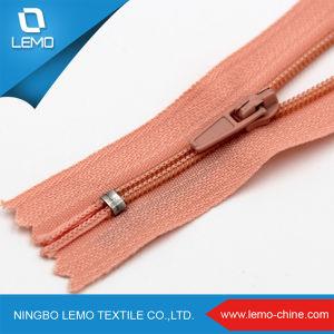 Colorful 5# Plastic Zipper pictures & photos