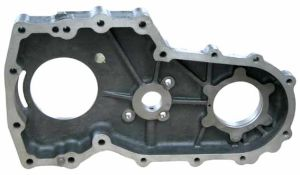 Cast Iron Part Front Shell of Gearbox for Heavy Trucks pictures & photos