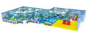 Ice-Snow Series Indoor Soft Playground Equipment (YL-B027) pictures & photos